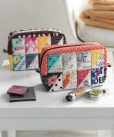 """Gallery.ru / joobee - Альбом """"114 Patchwork Please"""", English, Patchwork Box Pouch"""
