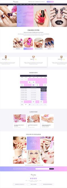 Paradise is a wonderful #PSD template for multipurpose #beauty and spa, haircut, #nail, tattoo studio website with 32 organized PSD files download now➩ https://themeforest.net/item/paradise-multipurpose-beauty-spa-haircut-nail-tattoo-psd-templates/19529792?ref=Datasata