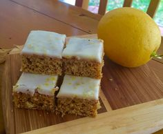 Recipe Mum's Ginger Lemon Slice by Mama Mixin' - Recipe of category Baking - sweet