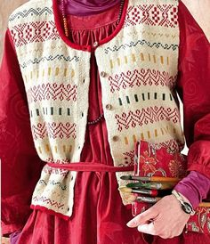 Gudrun, Fall Winter, Autumn, Red Hair, Knitting, How To Wear, Outfits, Clothes, Folklore