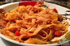 DIT is het geheim van chefkoks voor de perfécte pasta!