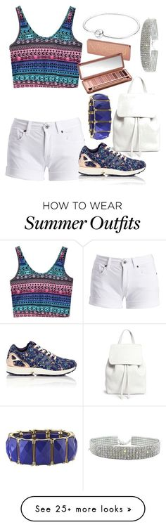 Summer Outfits : Summer Outfit by saschaborisovna on Polyvore featuring Barbour International