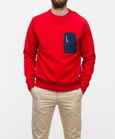 Caverly Sweater by Penfield