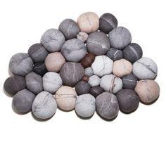 hand felted seamless rock designed by Ronel Jordaan