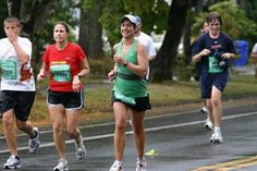 Running the Portland Marathon in 2008 with Type 1 Diabetes