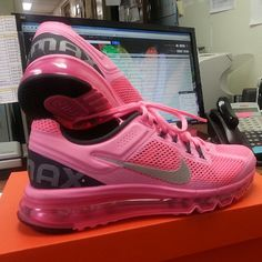 info for ad0f5 47b92 Someone please get these for me Pink Nike Shoes, Pink Running Shoes, Pink  Nikes