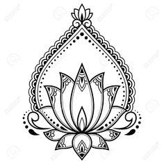 Lotus flower pattern for Henna drawing and tattoo. Decoration mandala in . Mehndi Lotus flower pattern for Henna drawing and tattoo. Decoration mandala in . - -Mehndi Lotus flower pattern for Henna drawing and tattoo. Decoration mandala in . Mandala Tattoo Design, Mandala Arm Tattoo, Lotus Tattoo, Lotus Henna, Lotus Mandala Design, Lotus Flower Tattoo Design, Lotus Flower Mandala, Henna Mandala, Flower Tattoos
