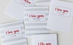 Printable Funny Valentine Cards for Funny Couples   landeelu.com
