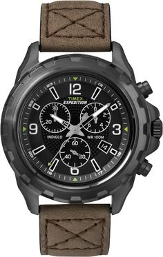 cd3925ac75a8 Timex T49986 Expedition Rugged Chrono Reloj