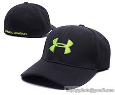 182f5b4761853 Mens   Womens Under Armour UA bold logo Headline Stretch Fit Vented Secure  Colour Adjustable Cap - Charcoal