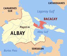 Other Than Boracay: Bacacay, Albay