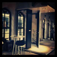 Przygotowania zakończone - zapraszamy na Wroclove Design! #piudesign #wroclovedesign #concrete #design #door #wroclaw