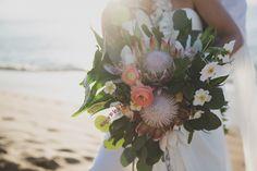 Westin Kaanapali Resort Wedding flowers, Dellables.com
