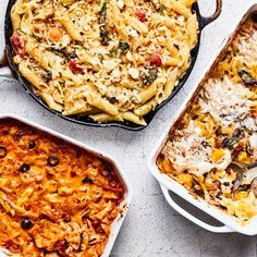 How to Make Any Kind of Cheesy Baked Pasta Casserole Without a Recipe