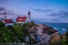 See 7 fabulous landscape fotos taken in Portland, Maine. The fotos were taken at the Head Lighthouse, Higgen's Beach and Eastern Promendade. Portland is a beautiful city to photograph.