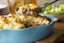 Image result for campbell's alphabet soup shepherd's pie