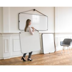 Portable White boards. Mobile white boards