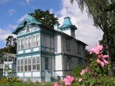 Jurmala - European Best Destinations #Jurmala #Europe #tourism #travel #ebdestinations @ebdestinations #houses