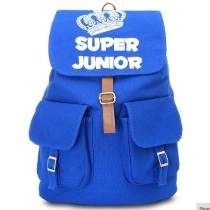 Mochila Super Junior Kpop Original En Existencia
