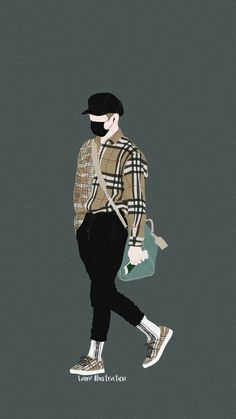 Boy Drawing, Cute Art Styles, Tumblr Photography, Book Cover Art, Kpop Fanart, Boy Art, Namjoon, Cute Pictures, Aesthetic Anime