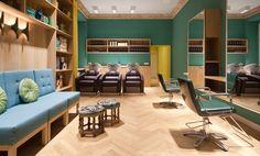 MOLAR BERLIN - Lounge beauty salon of Kathrin Zenk and Sven Henninges in Berlin