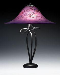 Spiral Oriental Purple