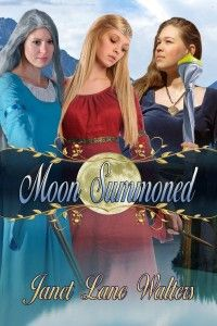 Moon Summoned - Janet Lane Walters has written a story that will take you to another time and place. She gives vivid descriptions of her characters and their role in this story. Ms. Walters has constructed a civilization so real that you will feel its very existence. A place where men rule women as chattel for their sexual needs, and three evil rulers who drain their bodies of their very essence for spells and to gain power.