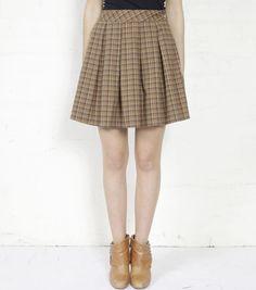 dangerfield miss molly skirt