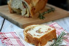 bacon cheese bread. Great unique bread to gift. Who doesn't like bacon & cheese?!?