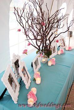 Vintage Wedding Colors at Hammock Beach Resort