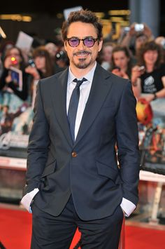 Robert Downey Jr.'s life in pictures...Happy 50th Birthday!