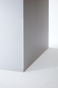 This polar white corner guard blends into the surrounding white space. Our Protectle® Series for guarding indoor corners now features new color variations.