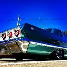 Clean '63 Chevy Impala