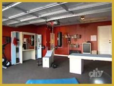 Best garage work out room images home gyms home gym