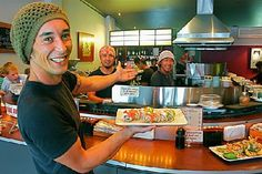 O Sushi: yummy, healthy and authentic Japanese