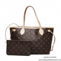 e3a928283fd4 Louis Vuitton M41001 Neverfull PM Shoulder Bag Monogram Canvas   Louisvuittonhandbags