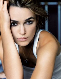 Kiera Knightly; all time favorite actress!