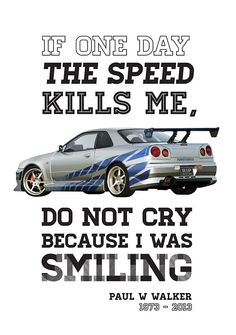 """""""Paul Walker Tribute GTR - Halftone"""" Posters by Bacn Paul Walker Car, Paul Walker Quotes, Paul Walker Tribute, Movie Fast And Furious, Furious Movie, The Furious, Paul Walker Wallpaper, Jdm, R34 Gtr"""