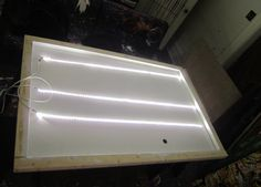 New Project: Custom Backlit Canvas with LEDs - WetCanvas