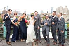 501 Union Wedding Bridal Party Fun Photos  www.socalweddingconsultant.com