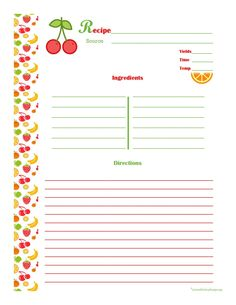 The charming 009 Free Recipe Template For Word Ideas Unique Card Ms In Full . The charming 009 Free Recipe Template For Word Ideas Unique Card Ms In Full Page Recipe Templat Recipe Template For Word, Printable Recipe Page, Recipe Book Templates, Cookbook Template, Card Templates, Printable Templates, Recipe Printables, Binder Templates, Homemade Cookbook