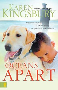 Oceans Apart ($6.83 Kindle, $2.99 B), by Karen Kingsbury [Zondervan/HarperCollins], is the Nook Daily Find.