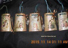 γουρια 2016 Decoupage, Mason Jar Lamp, Christmas Ornaments, Holiday Decor, Christmas Jewelry, Christmas Baubles, Christmas Decorations
