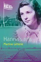 Hanna's reis  Het is oorlog en de joden mogen niets meer van de Duitsers. Hanna is vijftien. Ze werkt als dienstmeisje en daar mag ze ook al niets. Ze wordt er gek van. Dan ontmoet ze Anneke. Elke avond na het werk lopen ze samen op. Al snel bedenkt Hanna een gevaarlijk spel. 'Ik durf, ik durf, wat jij niet durft…' Ze dagen elkaar uit en Hanna durft het meest.    Lees verder...