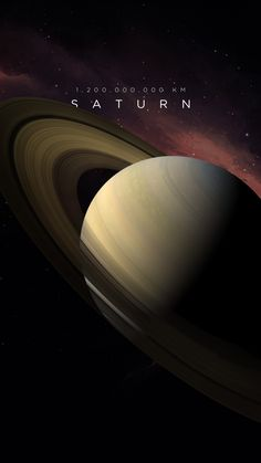 Saturn - Space and Astronomy Planets Wallpaper, Wallpaper Space, Galaxy Wallpaper, Cosmos, Space Planets, Space And Astronomy, Space Saturn, Sistema Solar, Outer Space