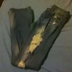 Pants Pants with rips DC Pants Boot Cut & Flare