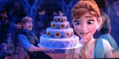 Frozen Fever Happy birthday
