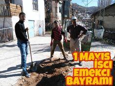 Tüm yurdumuzda çalışan İşçi ve Emekçilerimzin 1 Mayıs İşçi Bayramını kutlarız.  #yakupcetincom #bx #dx #kx #1mayis #Konya #Bozkir