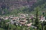 Ouray, Colorado.  A lot of old mining towns.