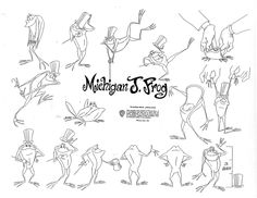 Magnificent: character boards for Looney Tunes. Living Lines Library: Looney Tunes Classic Characters